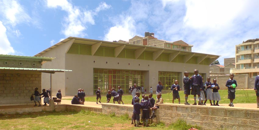 Ngei Primary School, October 2010